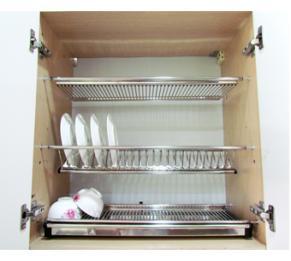 Giá bát tủ trên 3 tầng FS EB 900/ 800/ 700 S3