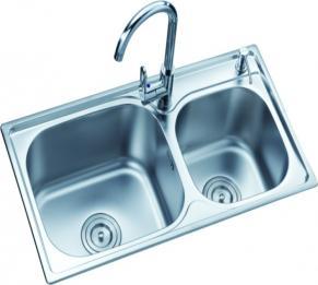 Chậu rửa bát FS – 8143
