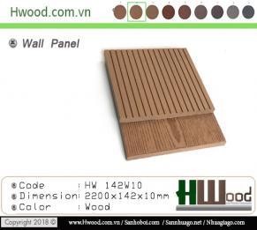 Tâm ốp gỗ nhựa HW142W10