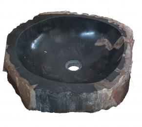 Lavabo đá tự nhiên HCD - N045