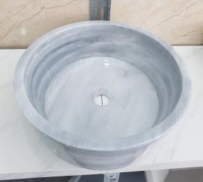 Lavabo đá cẩm thạch HCD - 007
