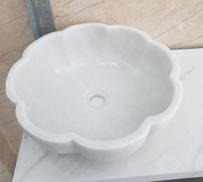 Lavabo đá cẩm thạch HCD - 009