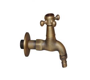 Vòi rửa bằng đồng cấp nước tưới cây HCV - 021
