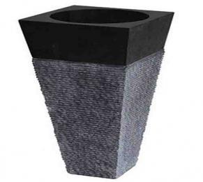 Chậu đá có chân nguyên khối HCD - Y07