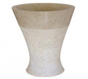 Chậu đá có chân nguyên khối HCD - Y11
