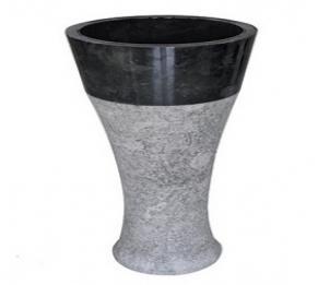 Chậu đá có chân nguyên khối HCD - Y12