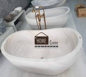 Bồn tắm đá cẩm thạch tự nhiên HBT - D01