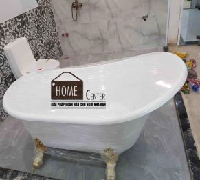 Bồn tắm nhựa composite Acrylic HBT - A01