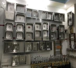 chậu rửa chén bằng inox 304 Home-center