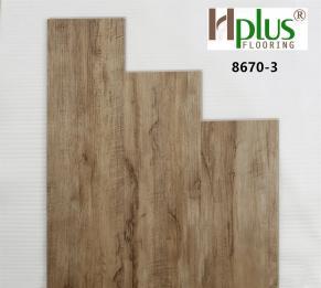 Sàn nhựa hèm khóa Hplus Flooring 8670 - 03