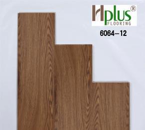 Sàn nhựa hèm khóa Hplus Flooring 6064 - 12