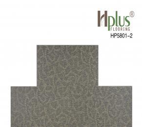 Sàn nhựa hèm khóa giả thảm HP5801-2