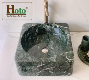 Lavabo đá tự nhiên HoTo HCD - BST52A