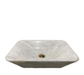 Lavabo đá tự nhiên HoTo HCD - BST57